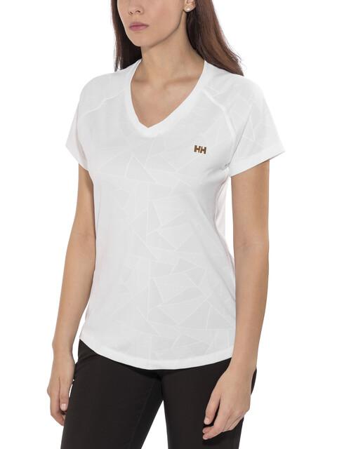 Helly Hansen Selsli t-shirt Dames wit